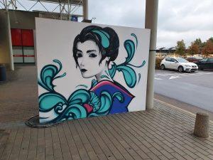 L'Espace Shopping Hydrion offre une œuvre d'art à deux associations locales