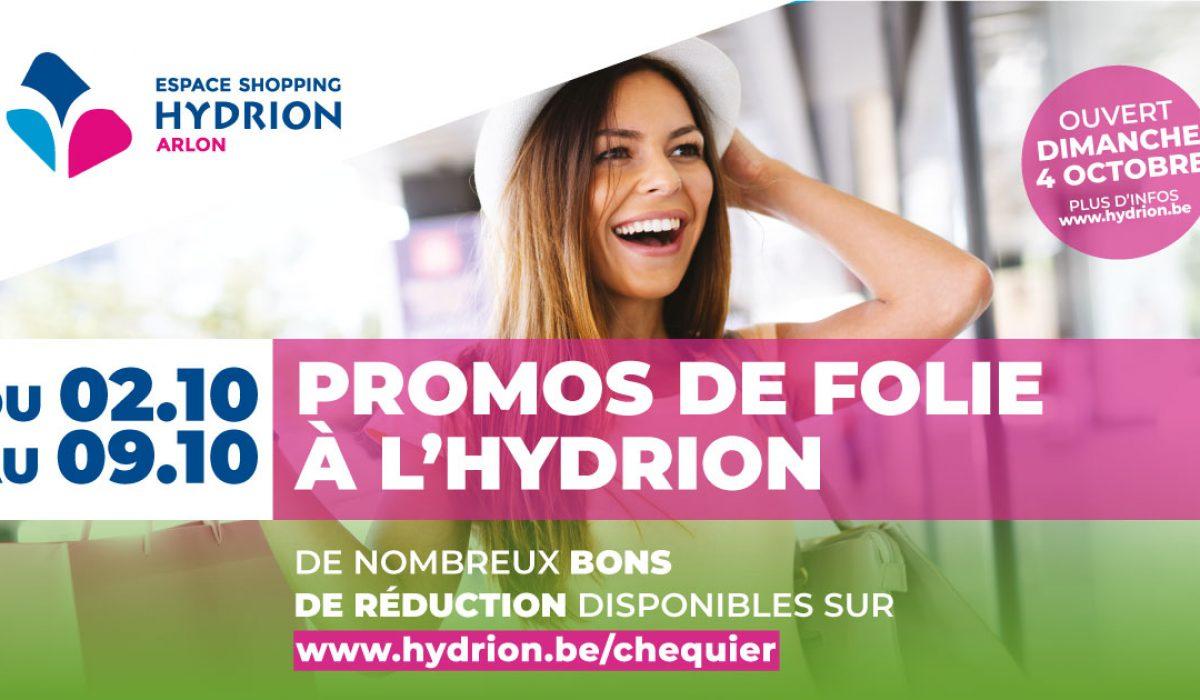 Chéquier Hydrion octobre 2020