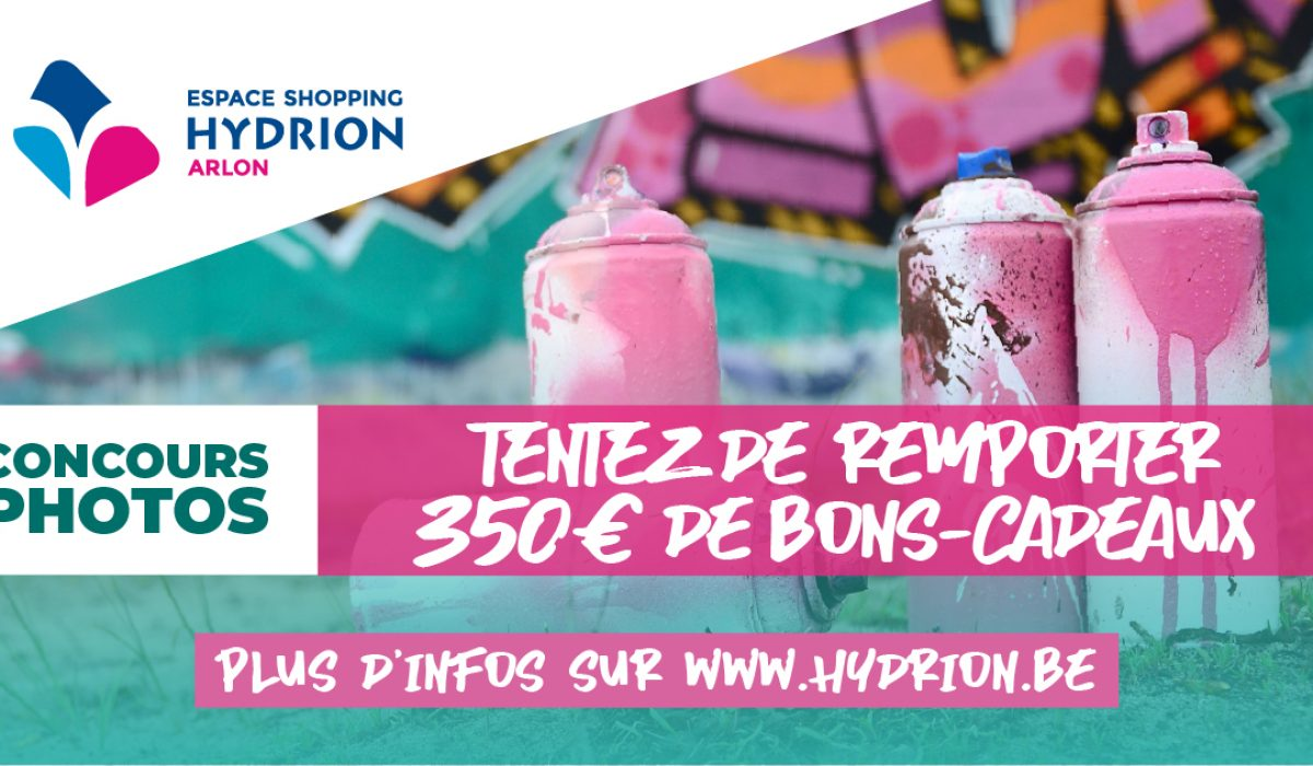 Concours photos Street Art Hydrion