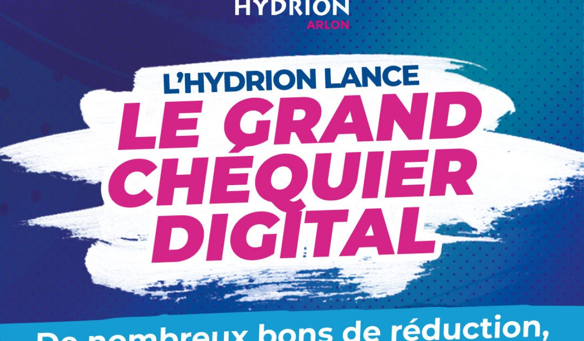 Grand chéquier Hydrion